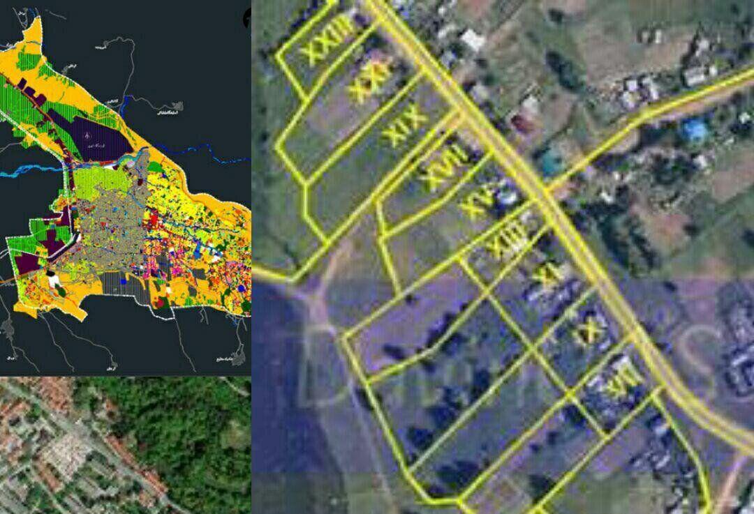 ۲۵ میلیون هکتار اراضی ملی در سامانه کاداستر ثبت شده است