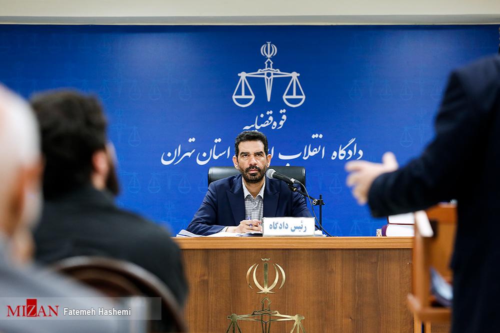 هشتمین جلسه رسیدگی به اتهامات هادی رضوی و دیگر متهمان بانک سرمایه/قاضی مسعودی: قطعا بهتر میدانید پولها کجا است